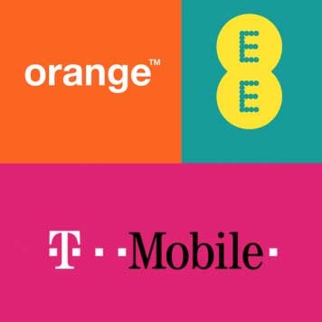 Orange EE T-mobile Unlock