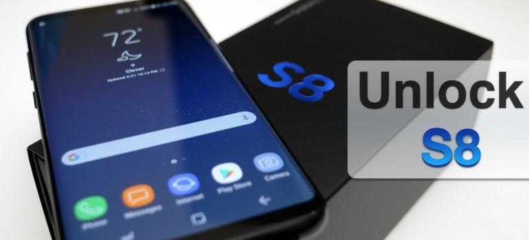 Unlock Samsung Galaxy S8 Code Generator