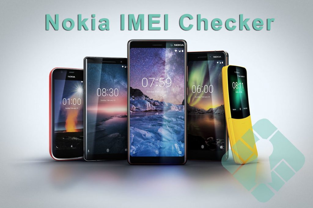 Nokia IMEI Checker